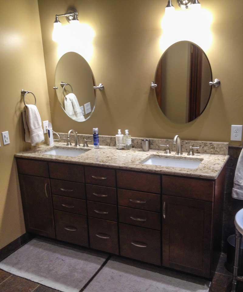 Master bathroom update for Updated master bathrooms